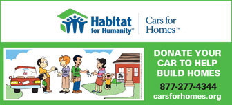 Donate Your Car to the ReStore