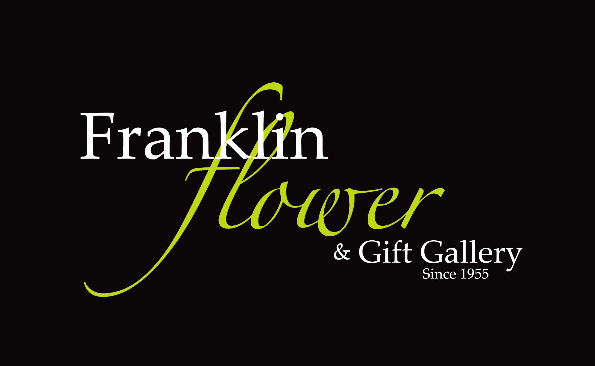 Franklin Flower and Gift Gallery - Donor