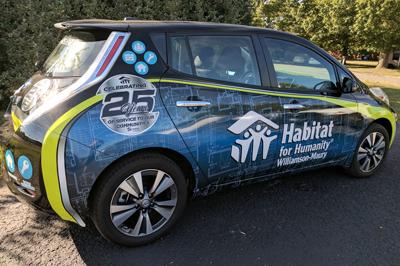 HFHWM Nissan Leaf