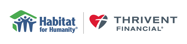 Thrivent and Habitat for Humanity