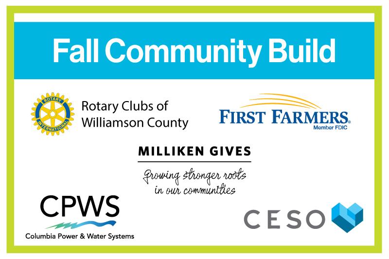 Fall Community Build