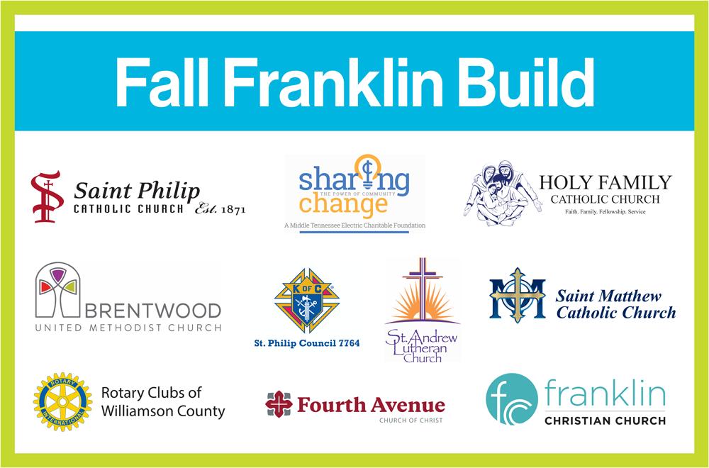 Fall Franklin Build