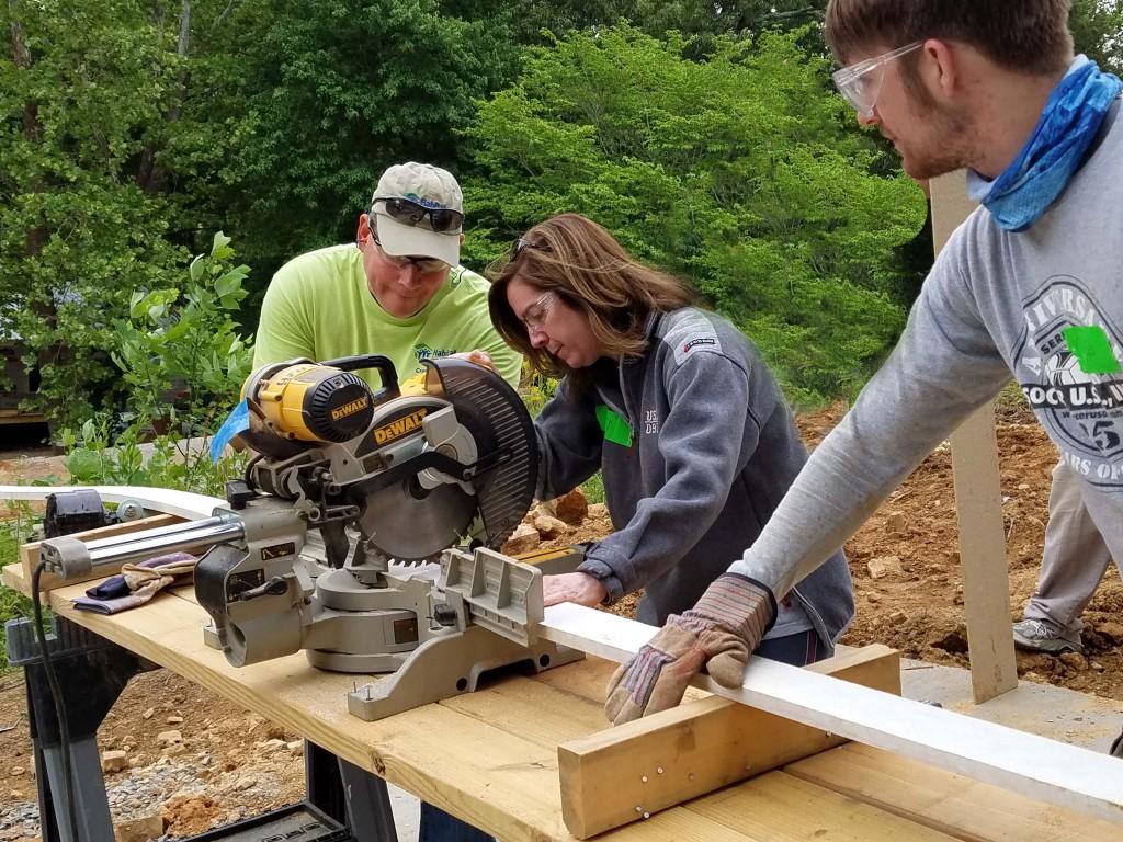 Thursday Volunteer Build Group