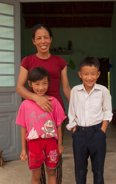 HFHWM Tithing Program - Vietnam Family